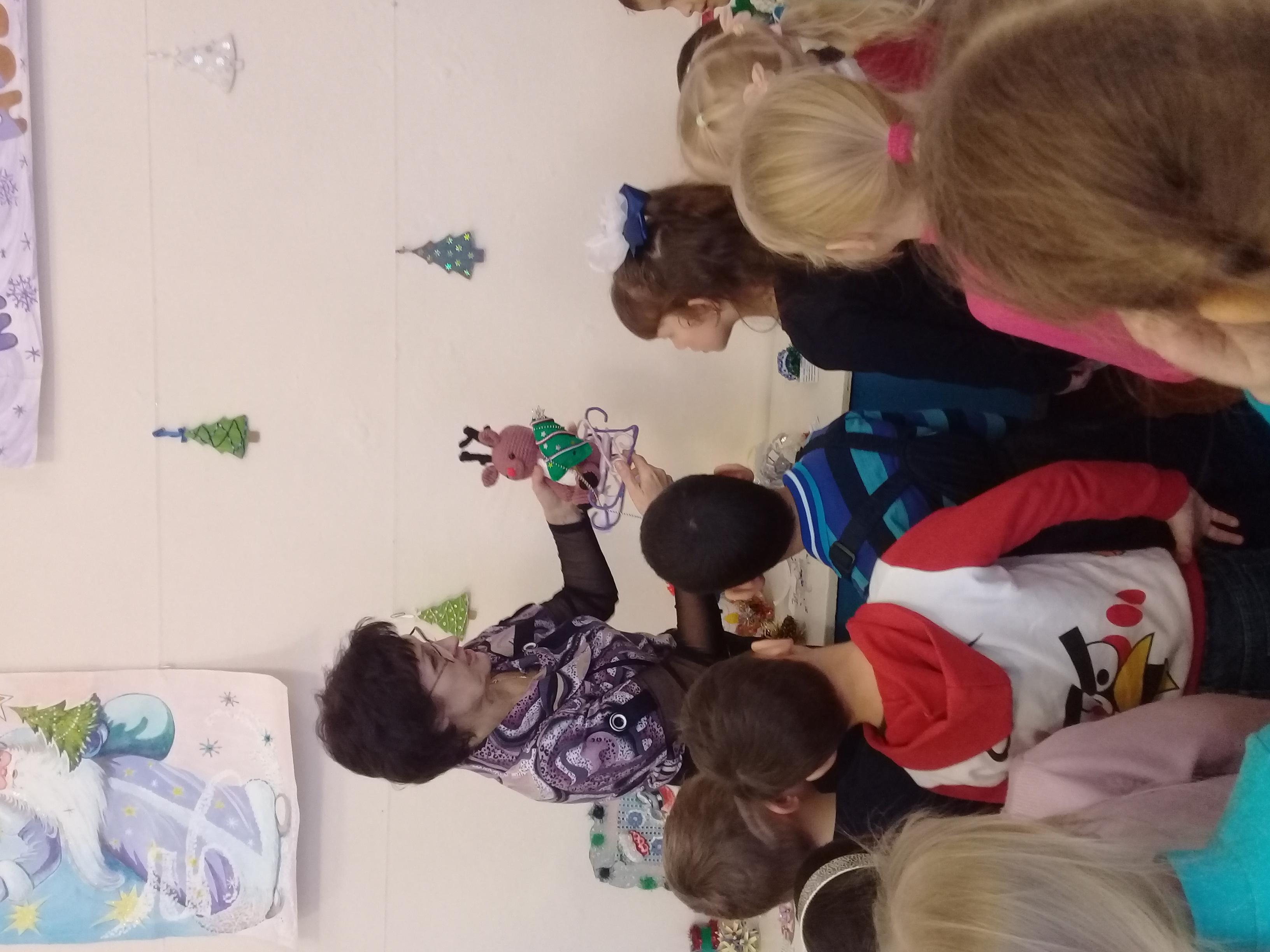 Карнавал новогодней игрушки (2)